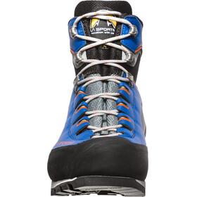 La Sportiva W's Trango Tower GTX Shoes Marine Blue/Lily Orange